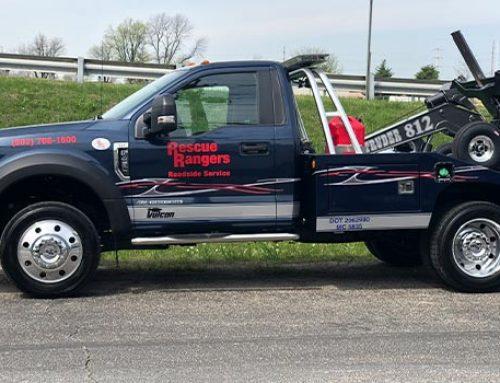 Towing in Jeffersontown KY