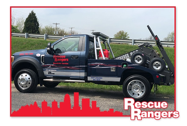 Rescue Rangers Roadside - Towing in Louisville KY